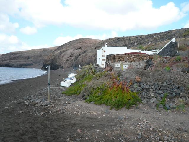 Outside Area - Canarian Beach Cottage, Playa Quemada, Lanzarote